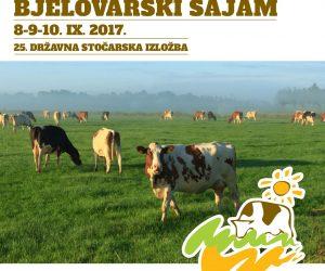 Posjetite nas na 25. jesenskom međunarodnom bjelovarskom sajmu